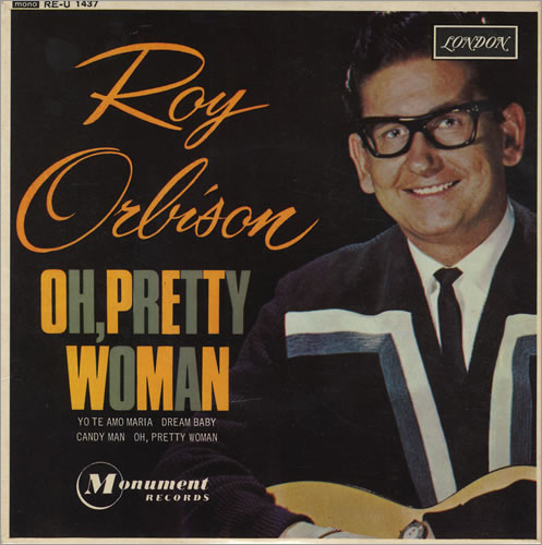 Roy Orbison - 'Oh, Pretty Woman'