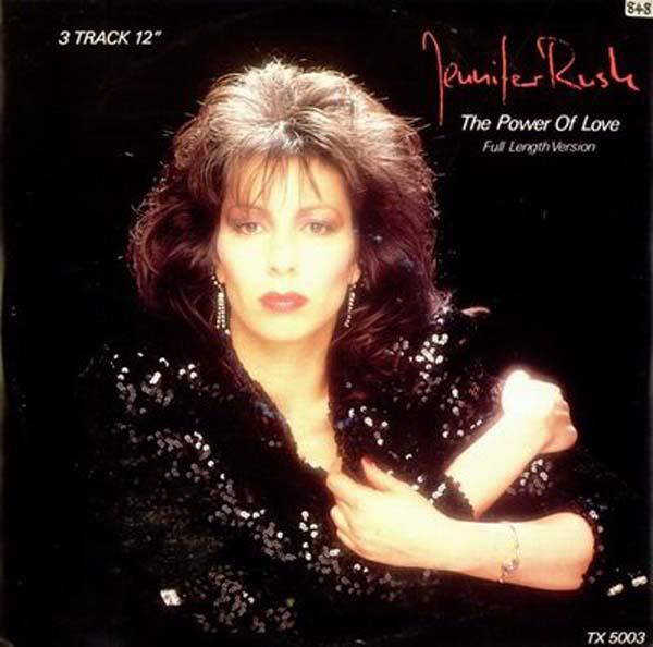 39. Jennifer Rush – 'The Power Of Love'