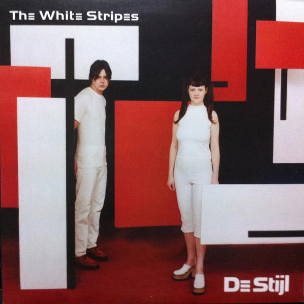The White Stripes, 'De Stijl'