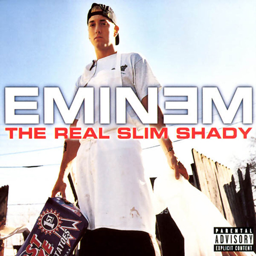 Eminem - 'The Real Slim Shady'