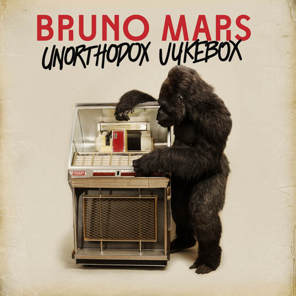 3. Bruno Mars, 'Unorthodox Jukebox'