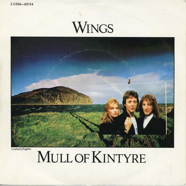 4. Wings – 'Mull Of Kintyre'/'Girls School'