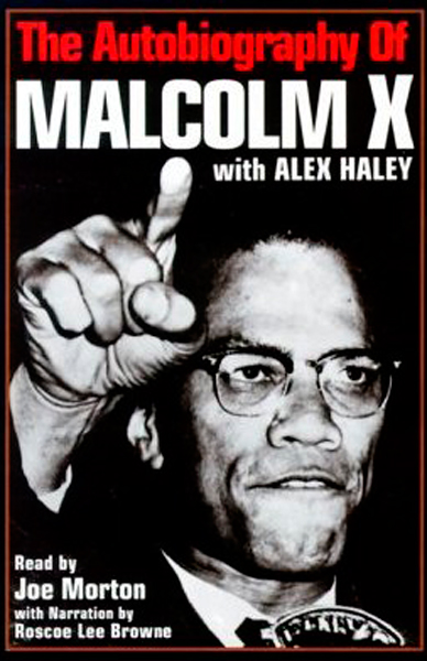 Janelle Monae: <i>The Autobiography of Malcolm X</i> as told to Alex Haley.