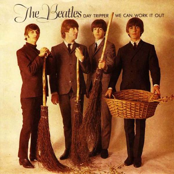 40. The Beatles – 'We Can Work It Out'/'Day Tripper'