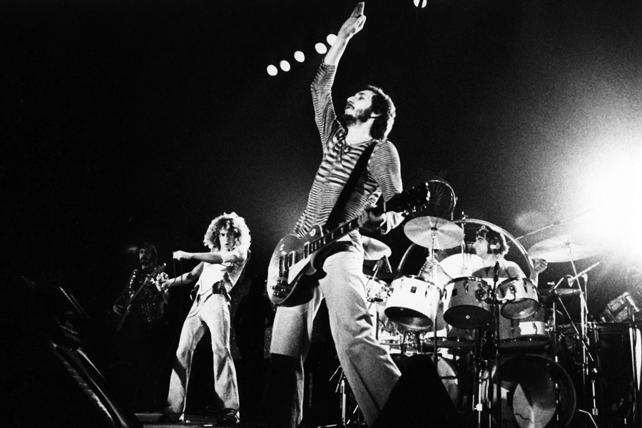 The Who, 'Young Man Blues'