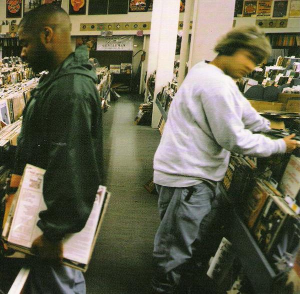 DJ Shadow, 'Entroducing'