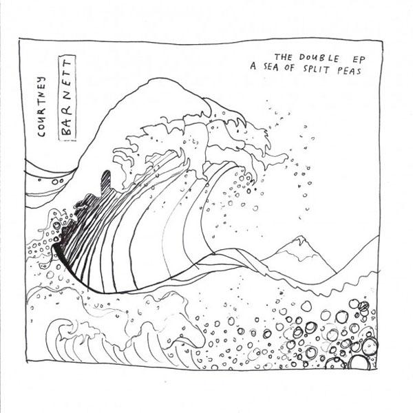 38. Courtney Barnett - 'The Double EP: A Sea Of Split Peas'