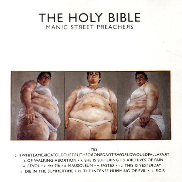 Manic Street Preachers – 'The Holy Bible'