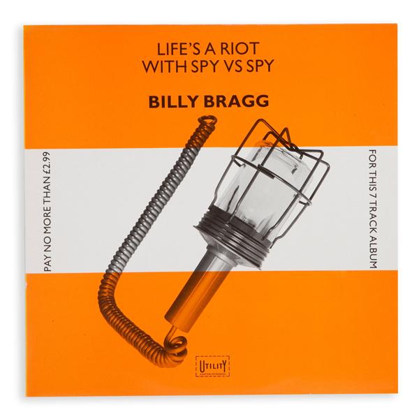 Billy Bragg, 'Life's A Riot With Spy Vs Spy'