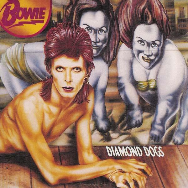 David Bowie –'Diamond Dogs'