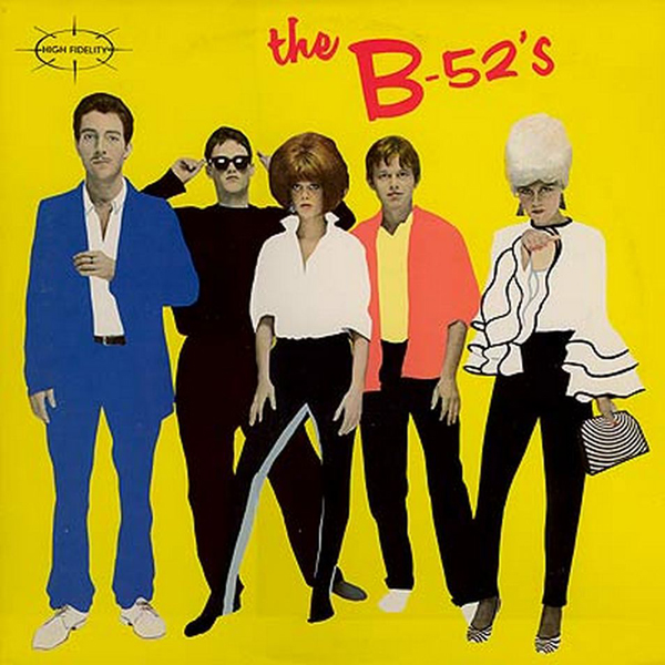 The B-52's, 'The B-52's'