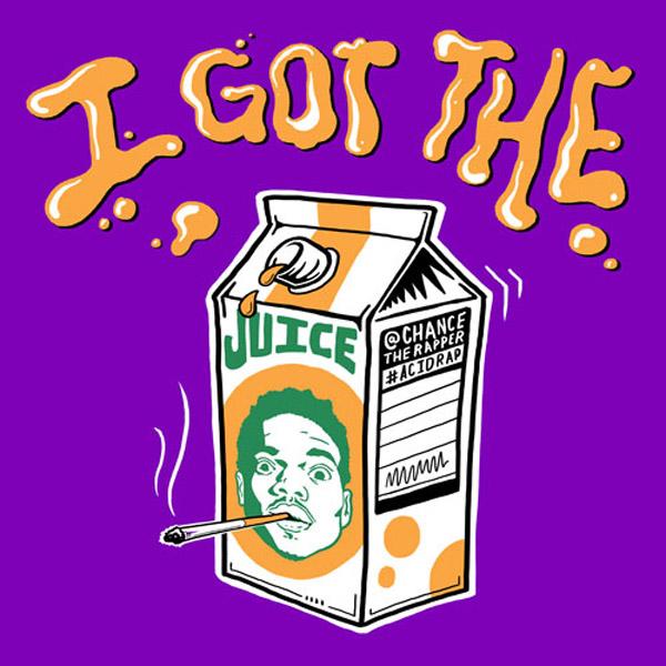 45. Chance The Rapper - 'Juice'