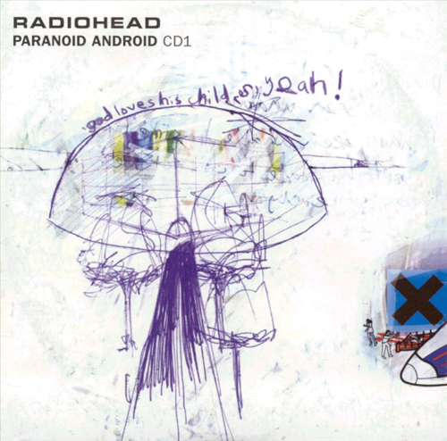 Radiohead – 'Paranoid Android'