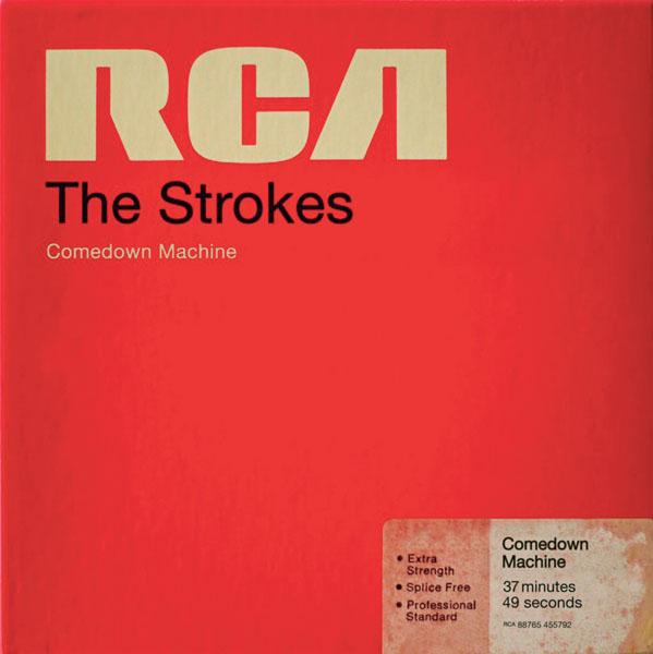 41. The Strokes - 'Comedown Machine'