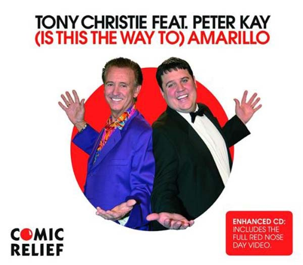 46. Tony Christie feat. Peter Kay – '(Is This The Way To) Amarillo'