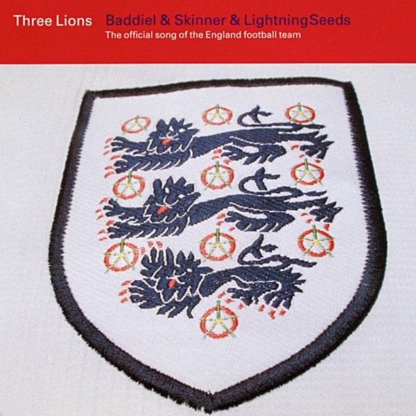 46. Baddiel & Skinner & Lightning Seeds - 'Three Lions'