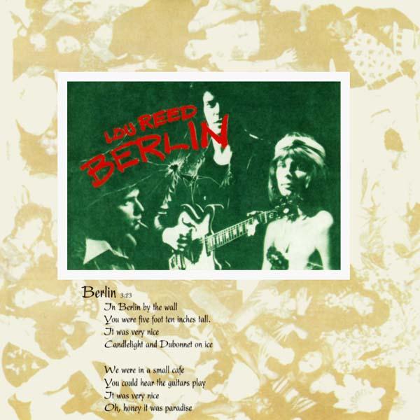 Lou Reed, 'Berlin'