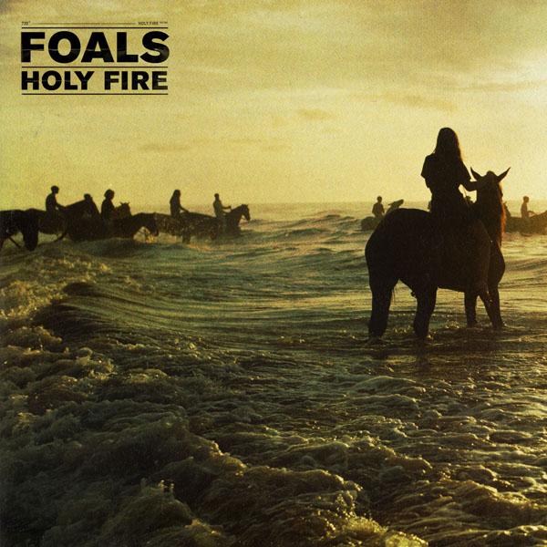4. Foals - 'Holy Fire'