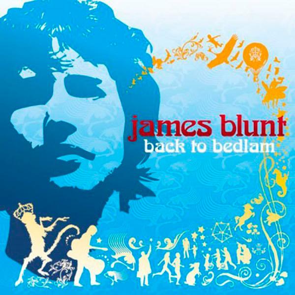 James Blunt –'Back To Bedlam' (2004)