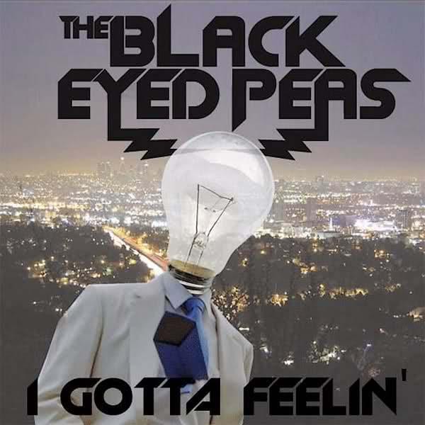 50. Black Eyed Peas – 'I Gotta Feelin''