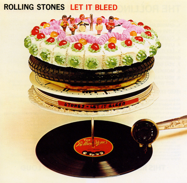 The Rolling Stones, 'Let It Bleed'