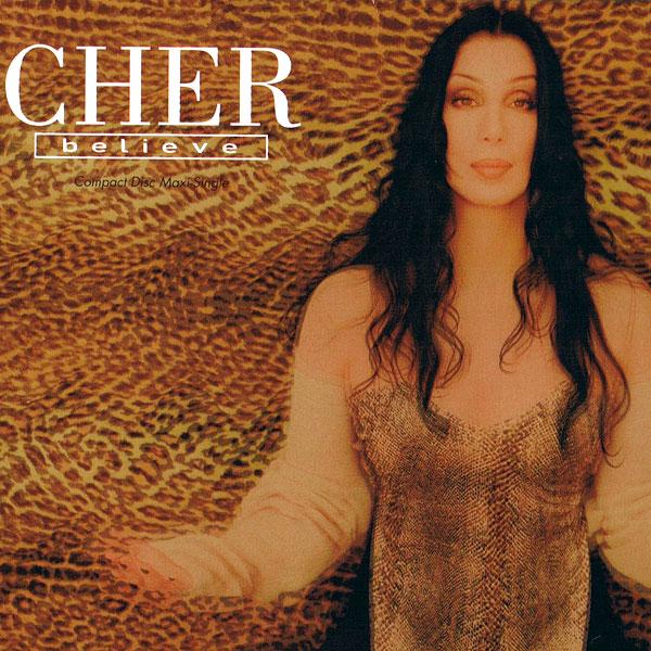 5. Cher - 'Believe'