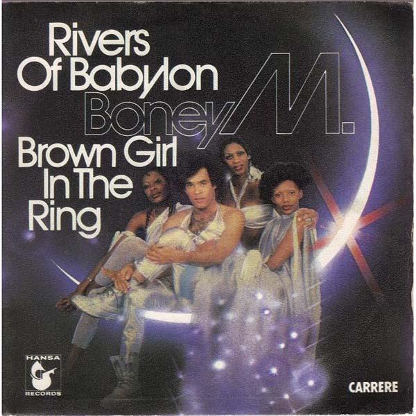 6. Boney M – 'Rivers of Babylon'/'Brown Girl In The Ring'