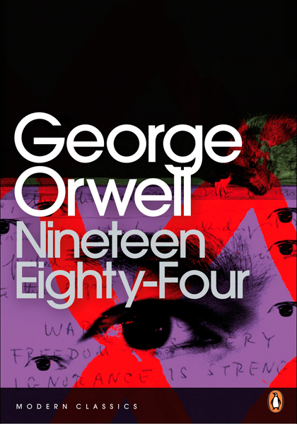 Brittany Howard, Alabama Shakes: <i>Nineteen Eighty-Four</i> by George Orwell.