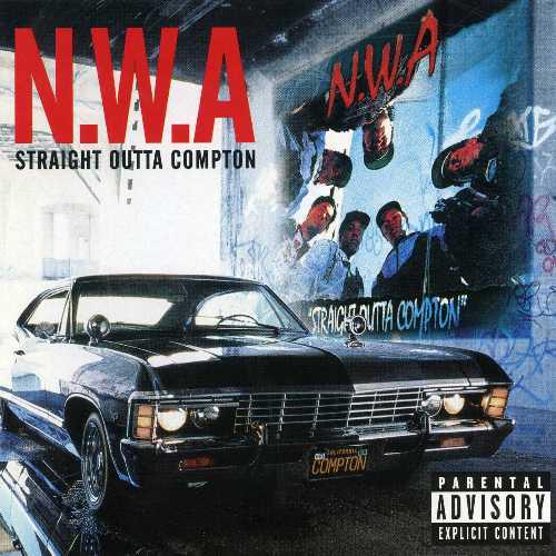 NWA - 'Straight Outta Compton'