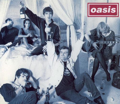 Oasis - 'Cigarettes & Alcohol'