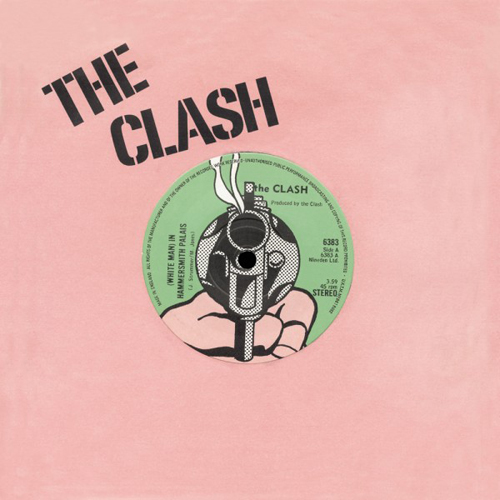 The Clash - '(White Man) In Hammersmith Palais'