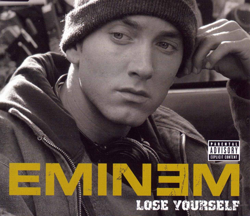 Eminem - 'Lose Yourself'
