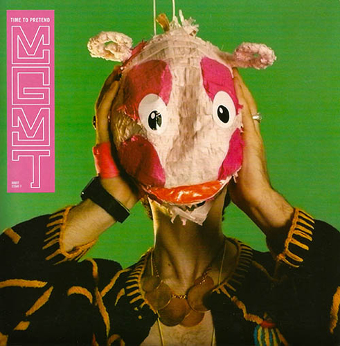 MGMT - 'Time To Pretend'