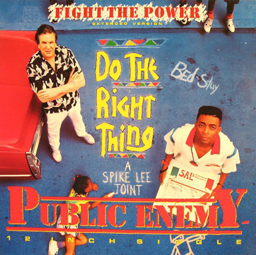 Public Enemy - 'Fight The Power'