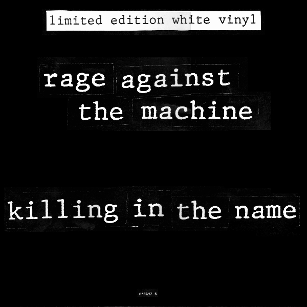 Rage Against The Machine - 'Killing In The Name'