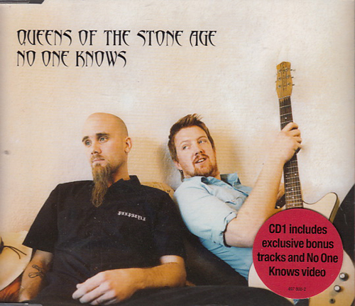 Queens Of The Stone Age - 'No One Knows'