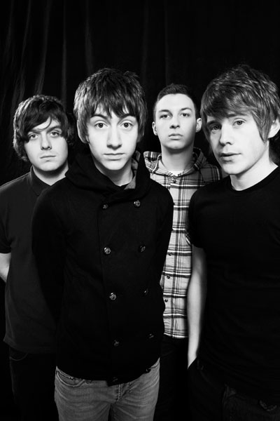 Arctic Monkeys - 'Mardy Bum'