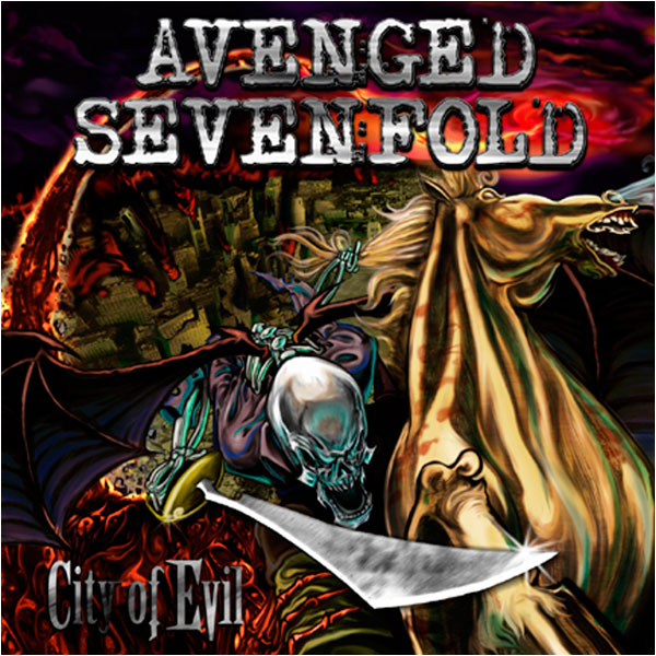 Avenged Sevenfold – 'City Of Evil'