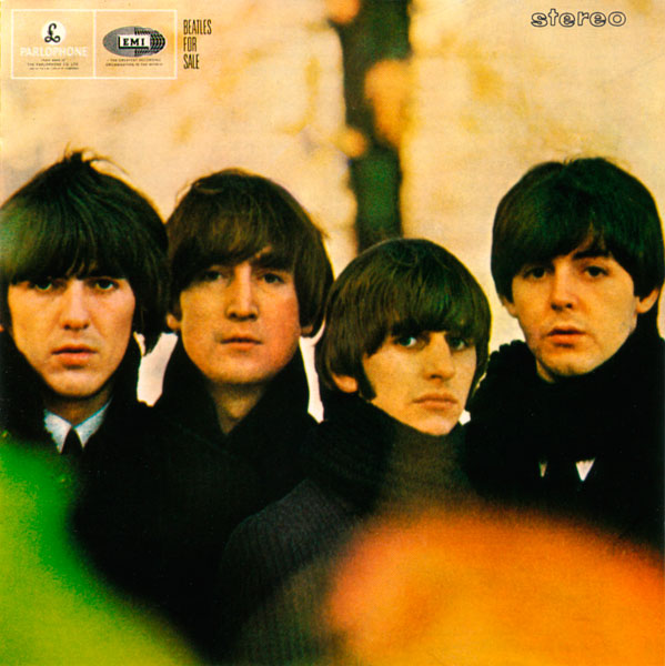 'I Don't Want To Spoil The Party', <i>Beatles For Sale</i>