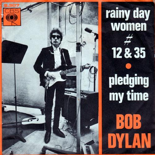 'Rainy Day Women No. 12 And 35'(1966)