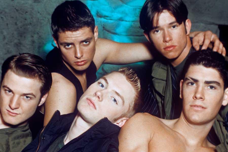 23. Boyzone - 'No Matter What'