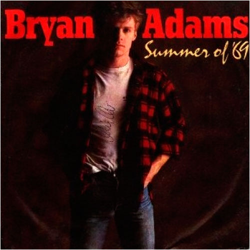 Bryan Adams, ' Summer Of '69'