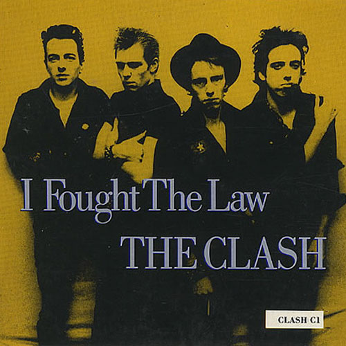 The Clash, 'I Fought The Law'