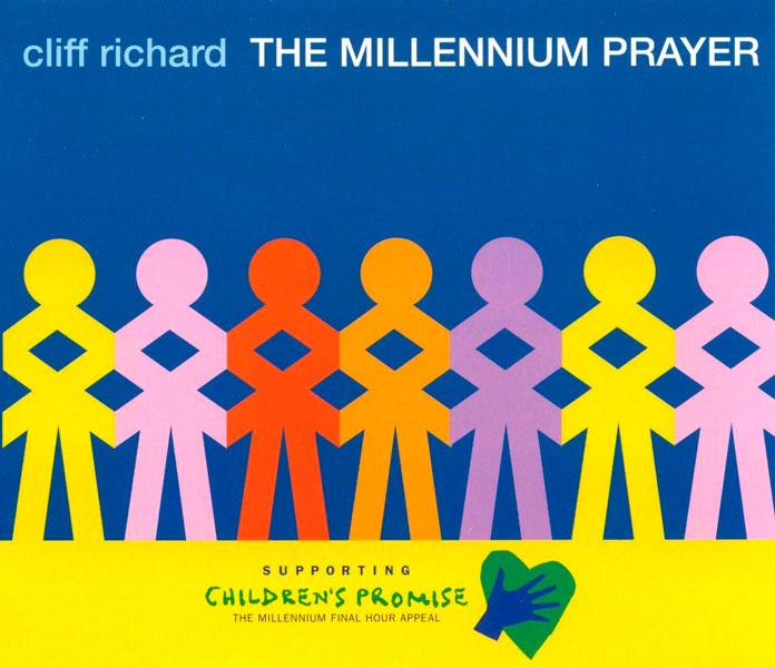32. Cliff Richard - 'Millennium Prayer'