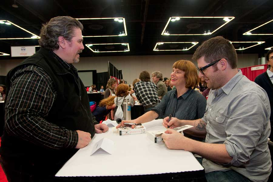 Colin Meloy of The Decemberists - Author