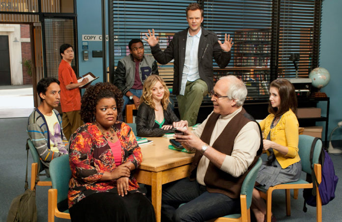 Community' creator calls former star Chevy Chase a 'befuddled old ...