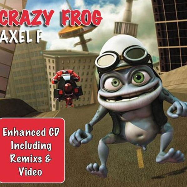 Crazy Frog - 'Axel F'