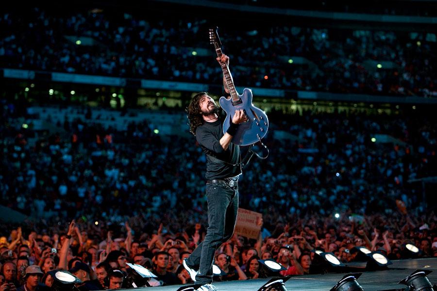 16. Foo Fighters