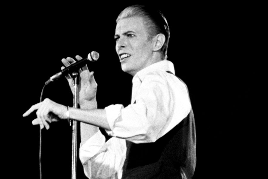 14. David Bowie