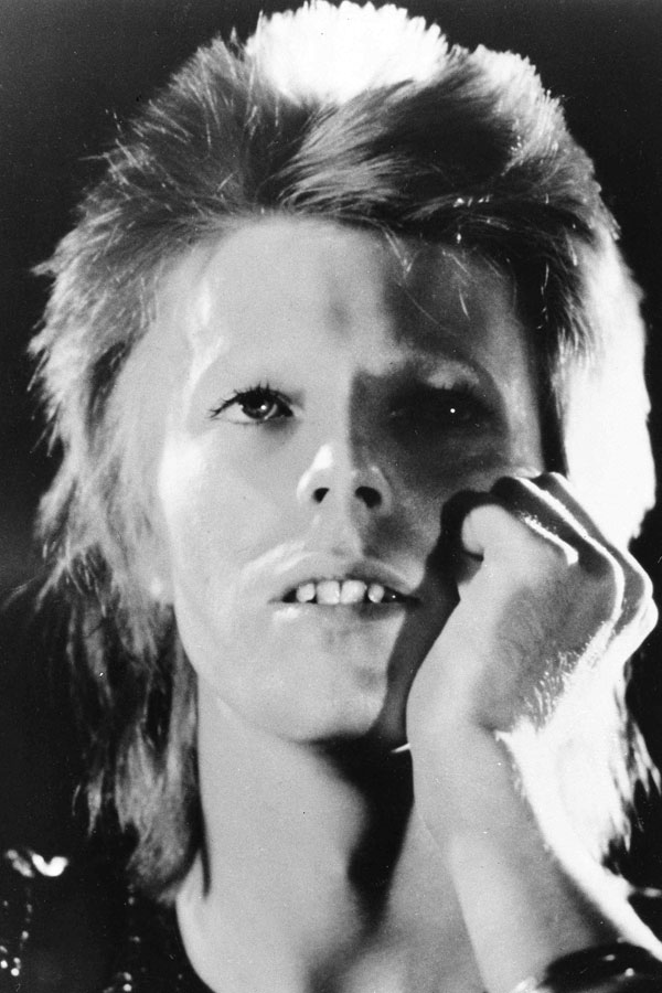 David Bowie – 'Rebel, Rebel'.